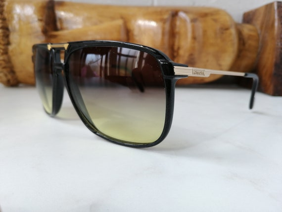 FERRARI mod. CARBONIO 36 /S vintage ! sunglasses aviator extra rare  lunettes made in Italy 80\u0027s nos !