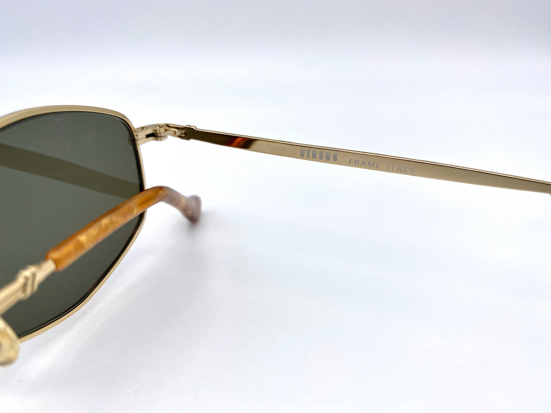 VERSUS de GIANNI VERSACE mod. E 76 gafas de sol ovaladas
