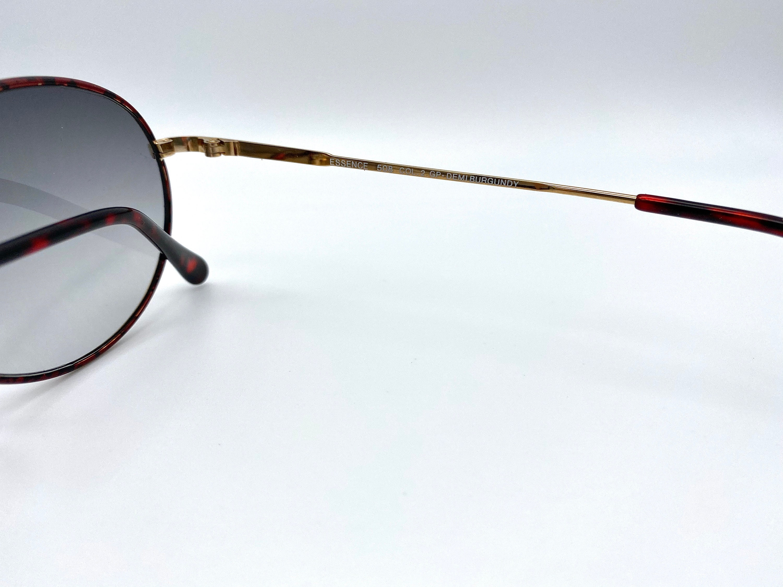 ESSENCE mod. DIACO vintage Gafas de sol redondas hechas en