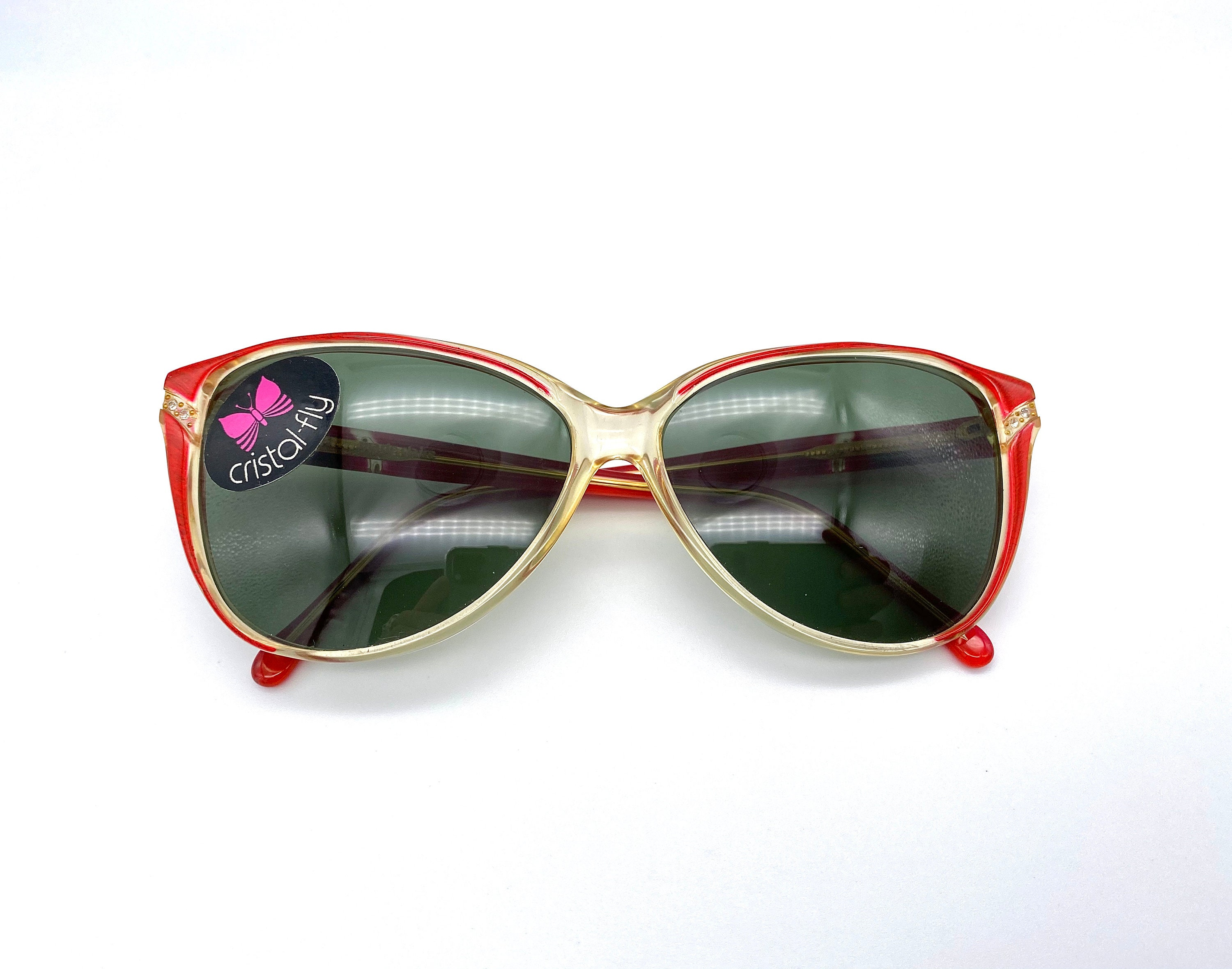 MARIE CLAIRE mod. M. C. 1 vintage Butterfly Sunglasses with