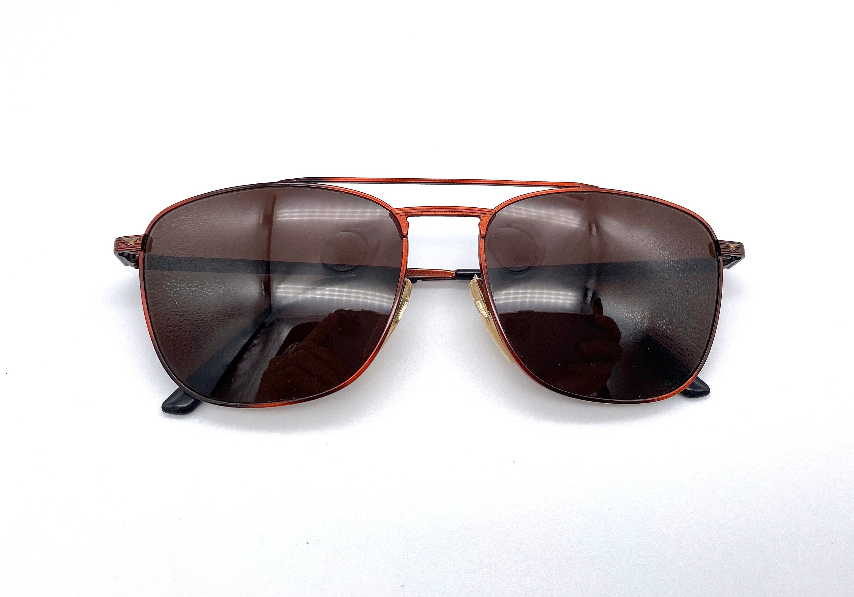 POLICE de VOGART mod. 2072 vintage Aviator Gafas de sol hechas