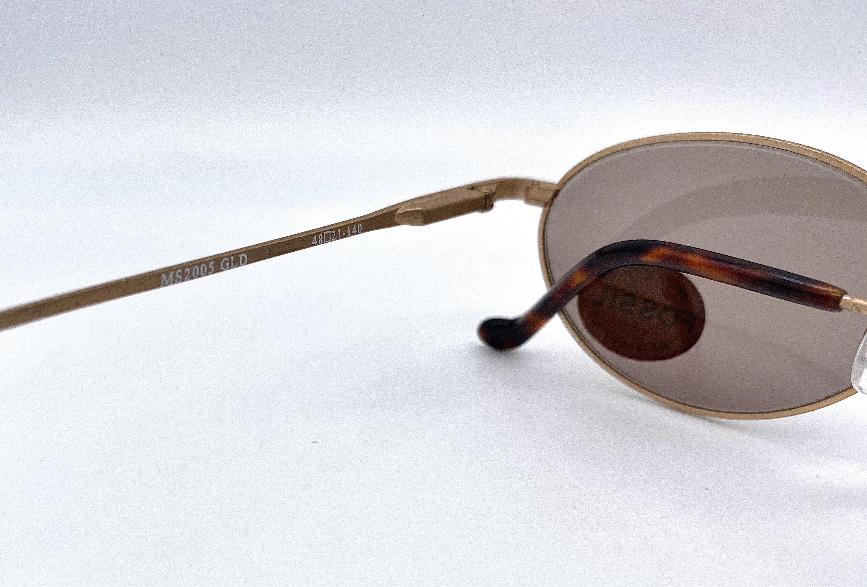 FOSSIL un cincuenta mod. MS 2005 Gafas de sol vintage ovaladas