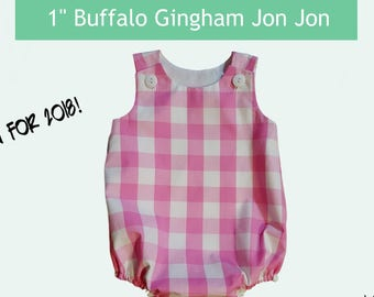 "Bubble Buffalo Check  1"" Gingham Your Choice of Pink Turqouise Lime Red Navy Black Brittish Tan Kelly Green or Crimson"