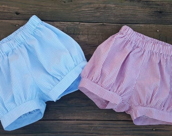 Banded Bubble Shorts Windowpane -  Available in more colors Banded Bubble Shorts