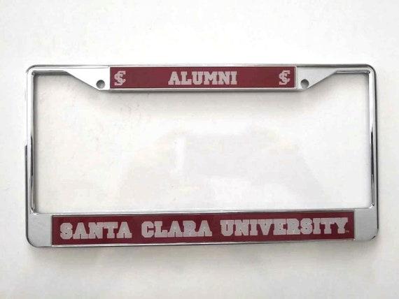 Florida State University Alumni License Plate Frame