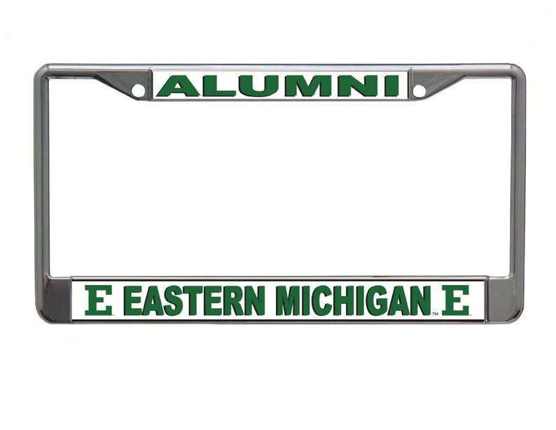 University of Detroit Mercy Alumni Glossy Print Chrome Frame