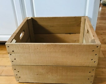 Double Cola Crate Etsy