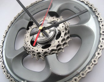 Shimano Ultegra Time Shift Wall Clock Chainring Cassette Chain Sprocket,  great gift for any road cyclist!