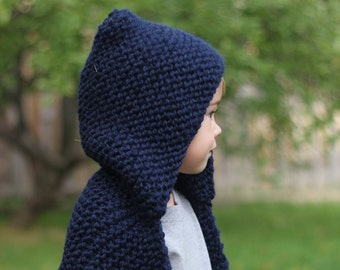 KNITTING PATTERN - The Wesley Scarf