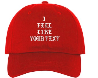 70e749f5ba4 Custom Dad Hat Embroidered Dad Hat