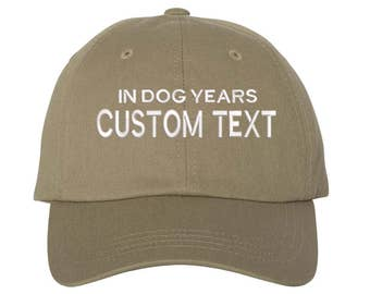 Custom Dad Hat Embroidered Dad Hat 5d98d35be343