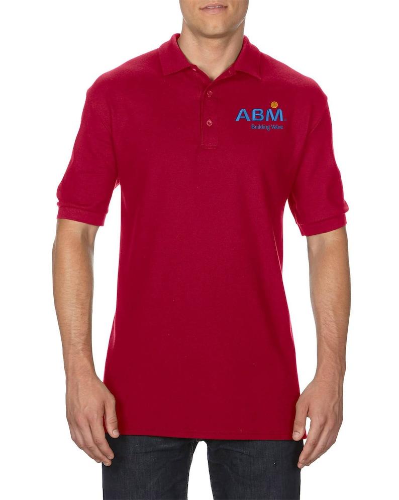 d1ed62c41ad Aangepaste geborduurde Polo Shirt, aangepast Logo poloshirt, Business  geborduurd hemd voor mannen, uniforme Logo Shirt, Monogram shirt