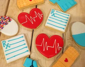 Medical Sugar Cookies