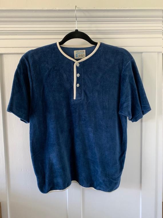 1960s Terrycloth shirt