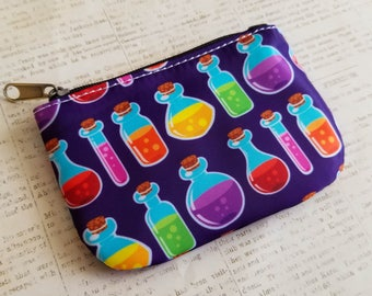Potion Bottle Coin Pouch