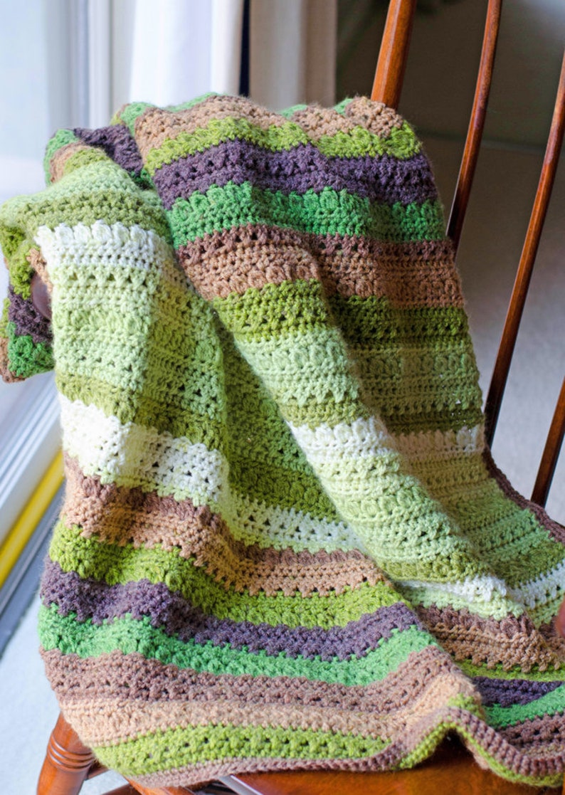 Crochet Afghan Patterns Free Pdf