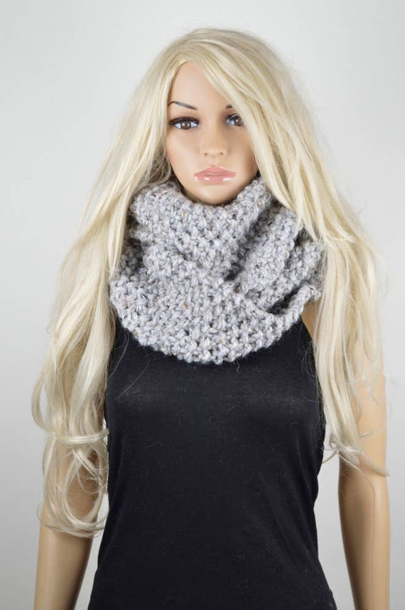 Bufanda bufanda Infinity moda bufanda bufanda larga suave | Etsy