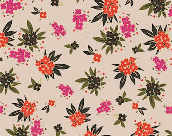 Cherished Gathering fabric from Open Heart by AGF Studio (Art Gallery Fabrics)