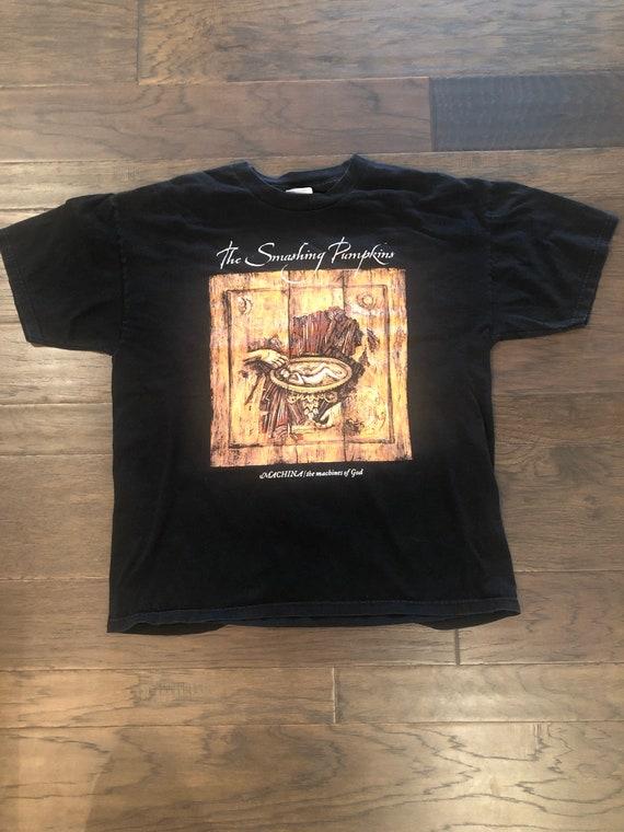 Authentic Vintage Smashing Pumpkins  Tour Tshirt