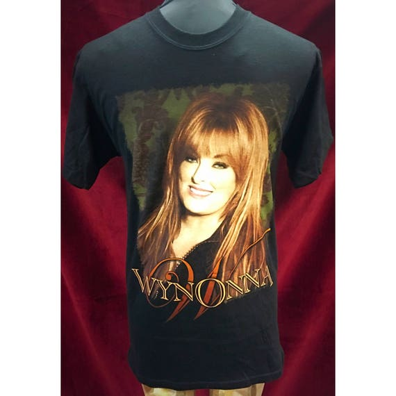 Authentic Vintage 1990's Wynona Tshirt