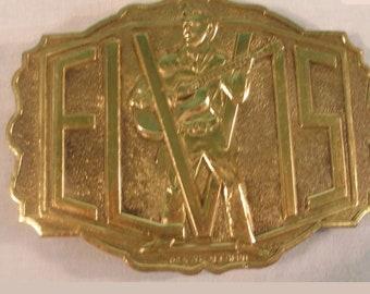 Vintage Elvis Presley Belt Buckle