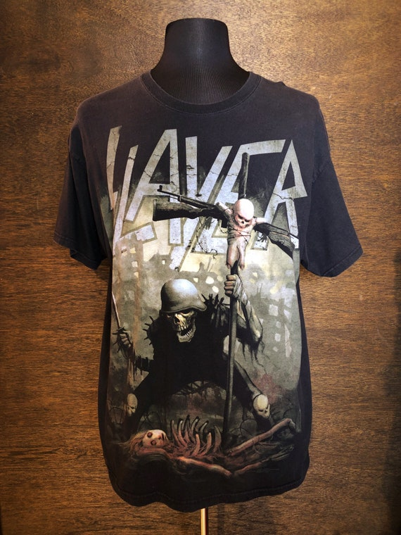 Authentic Vintage Slayer Tshirt