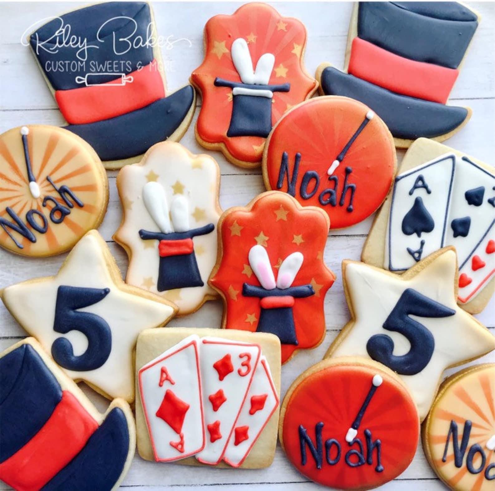 Magician Cookies