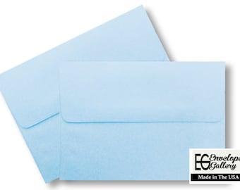 baby blue envelopes etsy