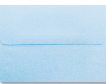 baby blue envelope etsy