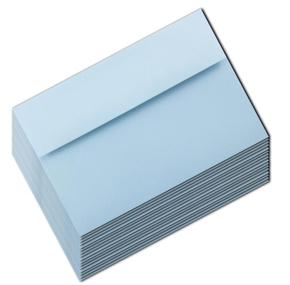 Announcements Showers Weddings from The Envelope Gallery Grey Measures: 3 5//8 x 5 1//8 Invitations Envelopes 100 Boxed for 3 3//8 X 4 7//8 Response Cards Gray Pastel A1