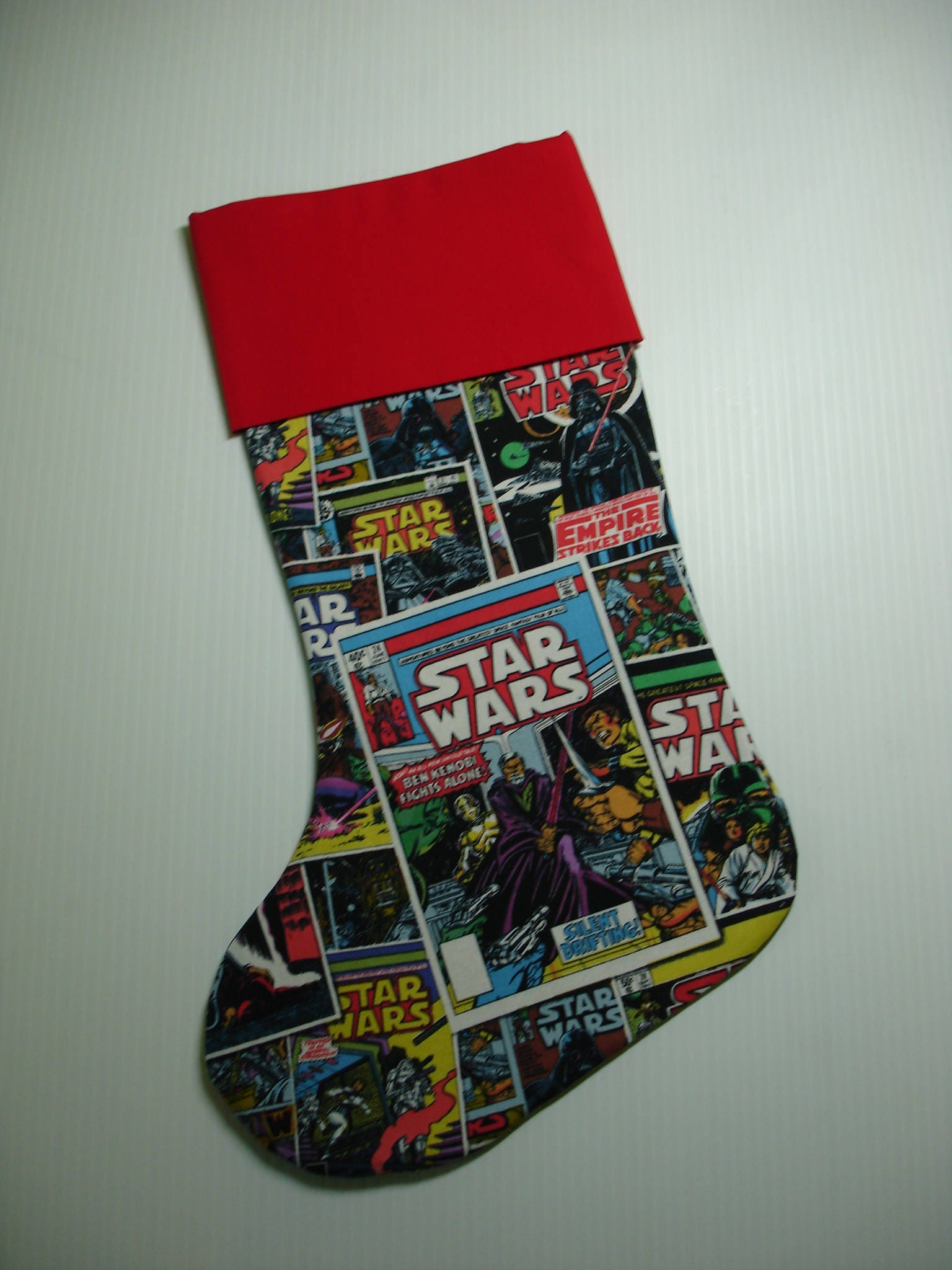 Star Wars Christmas Stocking Christmas Stocking Custom | Etsy