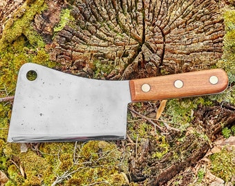 Vintage Clyde Cutlery Company Meat cleaver
