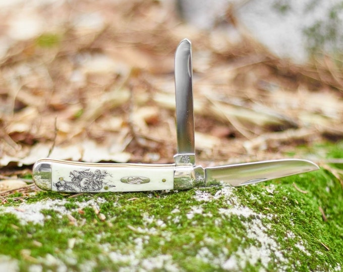 Case Trapper Pocket knife