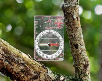 Silva Compass with Boy Scout Logo