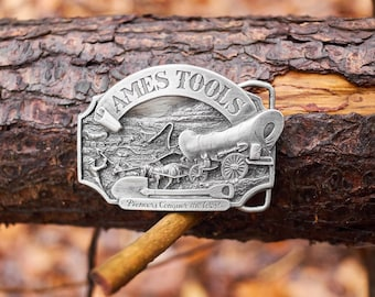 Ames Tools Belt Buckle