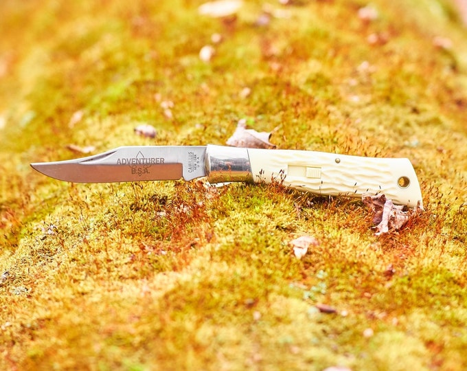 Boy Scout Pocket knife by Camillus