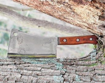 Briddell Meat Cleaver