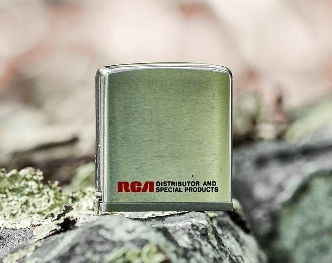RCA Zippo Tape measure