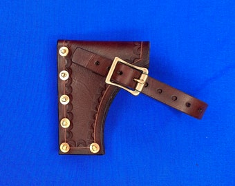 Leather hatchet sheath