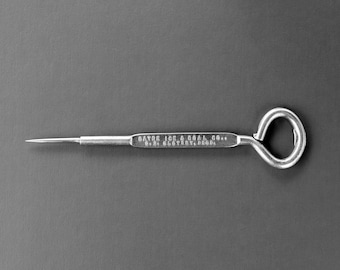 Vintage Advertising Ice Pick Sayre Ice and Coal Company