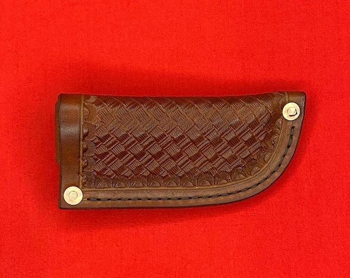 Handmade Leather Knife sheath