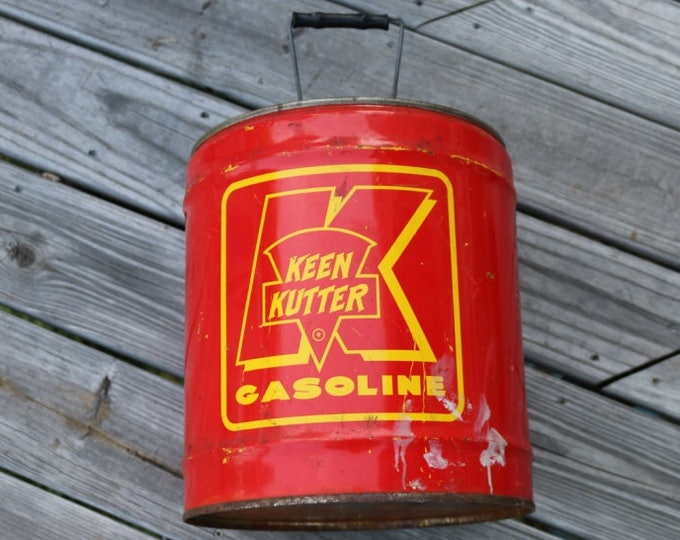 Keen Kutter 5 gallon gas can