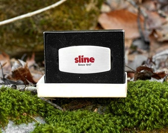 Vintage Zippo Pocket Knife  Money Clip from Sline New Old Stock