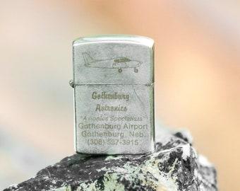 Vintage Lighter from Gothenburg Avtronics Nebraska
