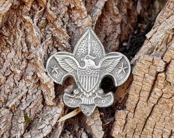 Boy Scouts of America paper weight