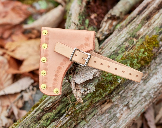 Leather Axe Hatchet Sheath handmade