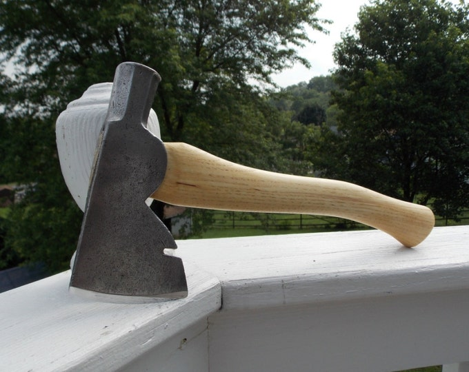 Vintage Restored Hatchet