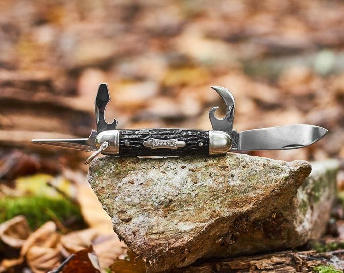 Vintage Imperial Kamp King pocket knife NOS new old stock