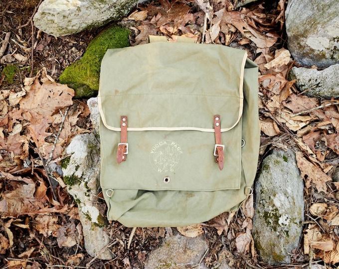 Vintage YUCCA WFS No 185 backpack