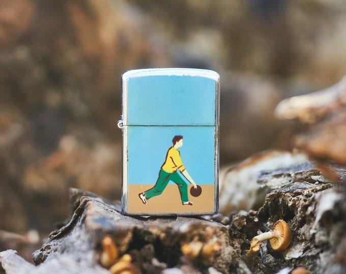 Vintage Bowling lighter bu Fire Lite